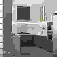 Jalan Damai Modern kitchen by Swish Design Works Modern Plywood