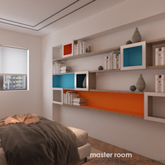 Jalan Damai by Swish Design Works Modern Plywood