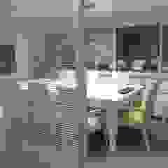 من SERPİCİ's Mimarlık ve İç Mimarlık Architecture and INTERIOR DESIGN حداثي زجاج
