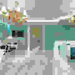 Spa clásicos de Студия дизайна интерьера Руслана и Марии Грин Clásico