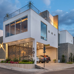 Olivos 101 Casas modernas de Nova Arquitectura Moderno
