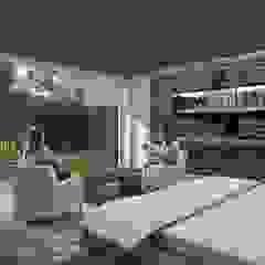 by Boutique de Arquitectura ¨Querétaro [Sonotectura+Refaccionaria] Minimalist Concrete