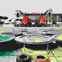 Asian style event venues by Đồ Chơi Phú Long Asian Metal