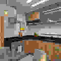 Cozinha - DF por Arquiteta Laura Zanatta Martins Moderno