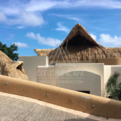 by Construpalapa Tropical لکڑی Wood effect
