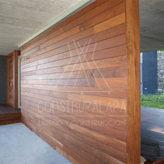 by Construpalapa Rustic Wood Wood effect