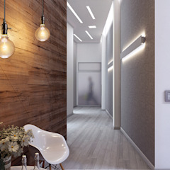 by Architoria 3D Minimalist لکڑی Wood effect