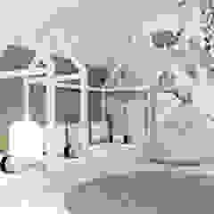 Dom jednorodzinny pod Katowicami Nowoczesny pokój dziecięcy od TIKA DESIGN Nowoczesny