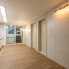 목동 아이파크 2차 아파트 by 곤디자인 (GON Design) 모던
