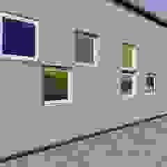 Residência sénior por Arquitecta Salette Marques Unipessoal Lda. Moderno