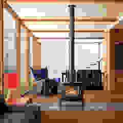 Kratki K8 Modern dining room by Caldo Fires Modern