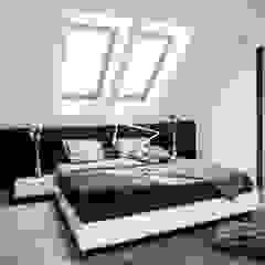 nowoczesne wnętrze domu/ l'intérieur moderne od Agnieszka Kobialka-Suszek Nowoczesny Beton