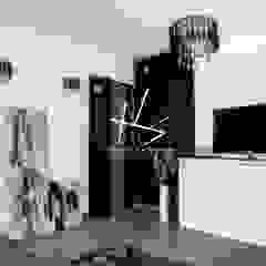 nowoczesne wnętrze domu/ l'intérieur moderne od Agnieszka Kobialka-Suszek Rustykalny Beton