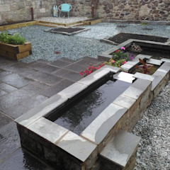 Garden designers for Edinburgh من Colinton Gardening Services - garden landscaping for Edinburgh تبسيطي