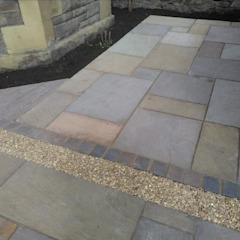 Garden designers for Edinburgh من Colinton Gardening Services - garden landscaping for Edinburgh تبسيطي