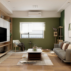 Small Space by Coohom Minimalist