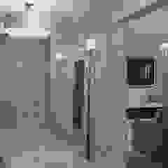 В СТИЛЕ НЕОКЛАССИКА Коридор, прихожая и лестница в классическом стиле от Amadeus Классический Мрамор