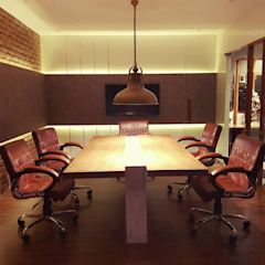 Classic offices & stores by Design DNA Hyderabad Classic
