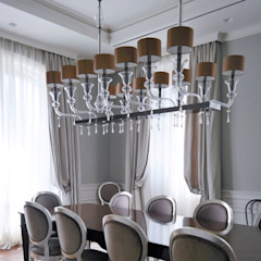 Luxurious Spaces with Multiforme Lighting من MULTIFORME® lighting كلاسيكي