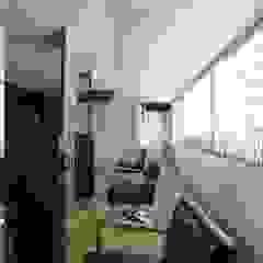 Ruang Komersial Modern Oleh キューボデザイン建築計画設計事務所 Modern