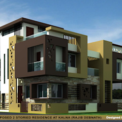 de ARCREATION DESIGN PVT LTD Moderno