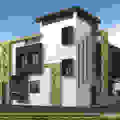 Oleh ARCREATION DESIGN PVT LTD Modern