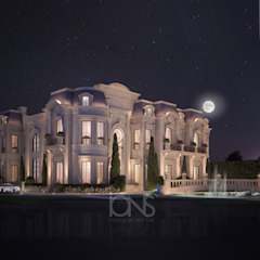 Magnificent Private Palace and Villa Design by IONS DESIGN Mediterranean پتھر