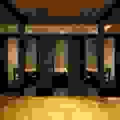 edotoku モダンデザインの ダイニング の キューボデザイン建築計画設計事務所 モダン