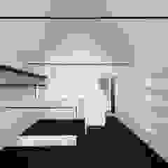 cnest モダンデザインの 書斎 の キューボデザイン建築計画設計事務所 モダン