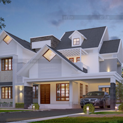 by CreoHomes Pvt Ltd Asian