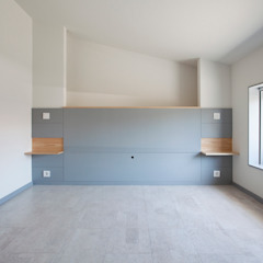 Casa JL Quartos minimalistas por IN-PROOV Minimalista
