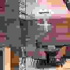 Concepto Taller de Arquitectura Modern Home Wine Cellar by Concepto Taller de Arquitectura Modern