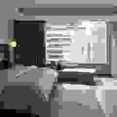 Concepto Taller de Arquitectura Modern Bedroom by Concepto Taller de Arquitectura Modern