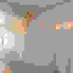 米子のマンションリノベーション ミニマルスタイルな 壁&床 の HAMADA DESIGN ミニマル