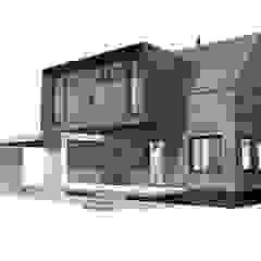 РЕКОНСТРУКЦІЯ ДАЧІ | COUNTRY HOUSE by Vladimir Glukhomanyuk architect Скандинавський Керамічні