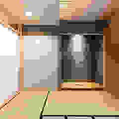 아시아스타일 미디어 룸 by あかがわ建築設計室 한옥