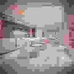 Minimalist Style Kitchen Interior من IONS DESIGN تبسيطي خشب Wood effect