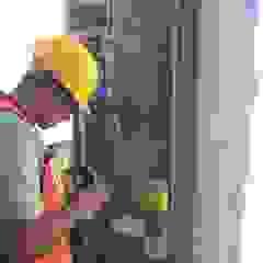 ACSA Automatización, Control y Soluciones en Accesos Ruang Studi/Kantor Gaya Industrial