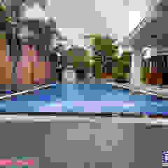 Piscinas asiática por Thiết bị bể bơi Bilico Asiático
