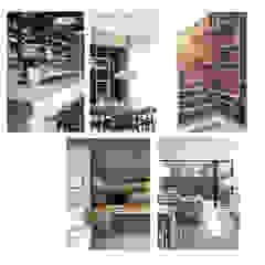 Nieuwbouw Poortmeesters Delft Mediterrane keukens van Bergblick interieurarchitectuur Mediterraan
