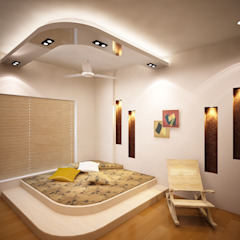 by JAIHO INTERIORS Minimalist