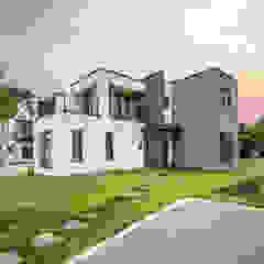 고요함을 그려낸 콘크리트주택 by 한글주택(주) 클래식
