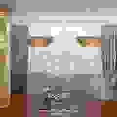 Дизайн-проект интерьера зоны отдыха в элитном загородном доме Коридор, прихожая и лестница в классическом стиле от Дизайн-студия элитных интерьеров Анжелики Прудниковой Классический