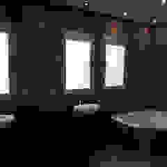 Casa H Baños minimalistas de Bojko Arquitectura Minimalista