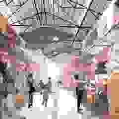 Mercado de Granos, Barranquilla de Oleb Arquitectura & Interiorismo Tropical