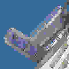 Hoch hinaus Industriale Veranstaltungsorte von Müllers Büro Industrial Eisen/Stahl