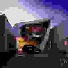 Casa Hero por THGO arquitetura e design Eclético Vidro
