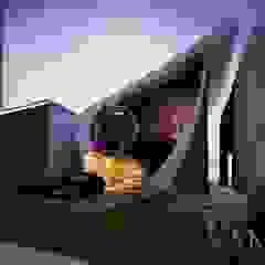Casa Hero por THGO arquitetura e design Eclético