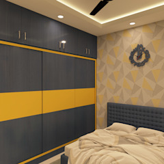 by SD Interiors & Modulars Asian