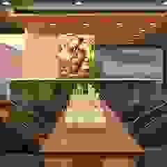 Ruang Komersial Modern Oleh ADS Architects and Interiors Modern Kayu Lapis